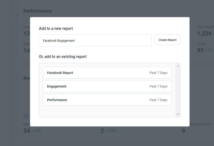 Buffer Analyze Create Report