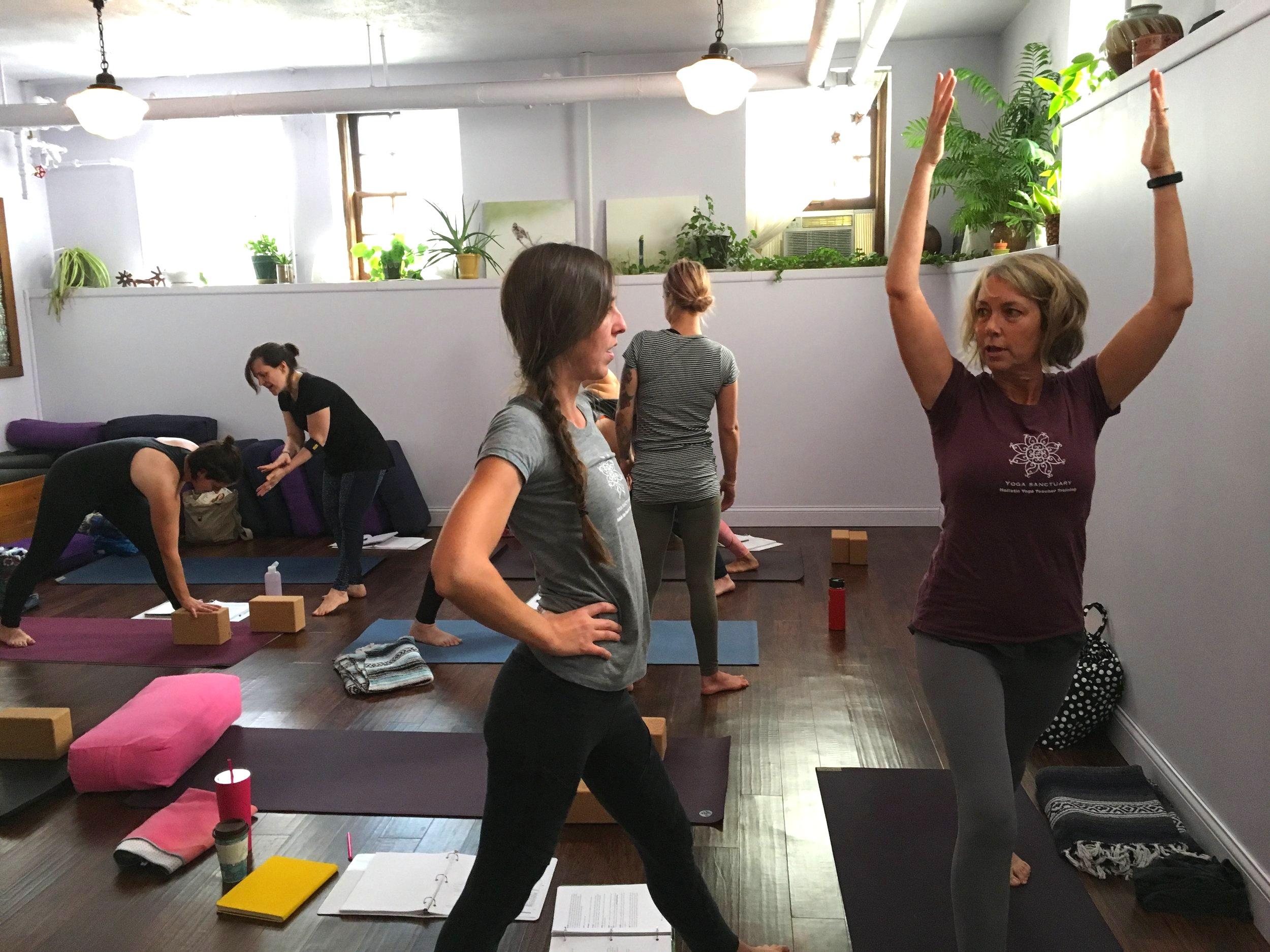 Shelley teach Kate W 1 .JPG