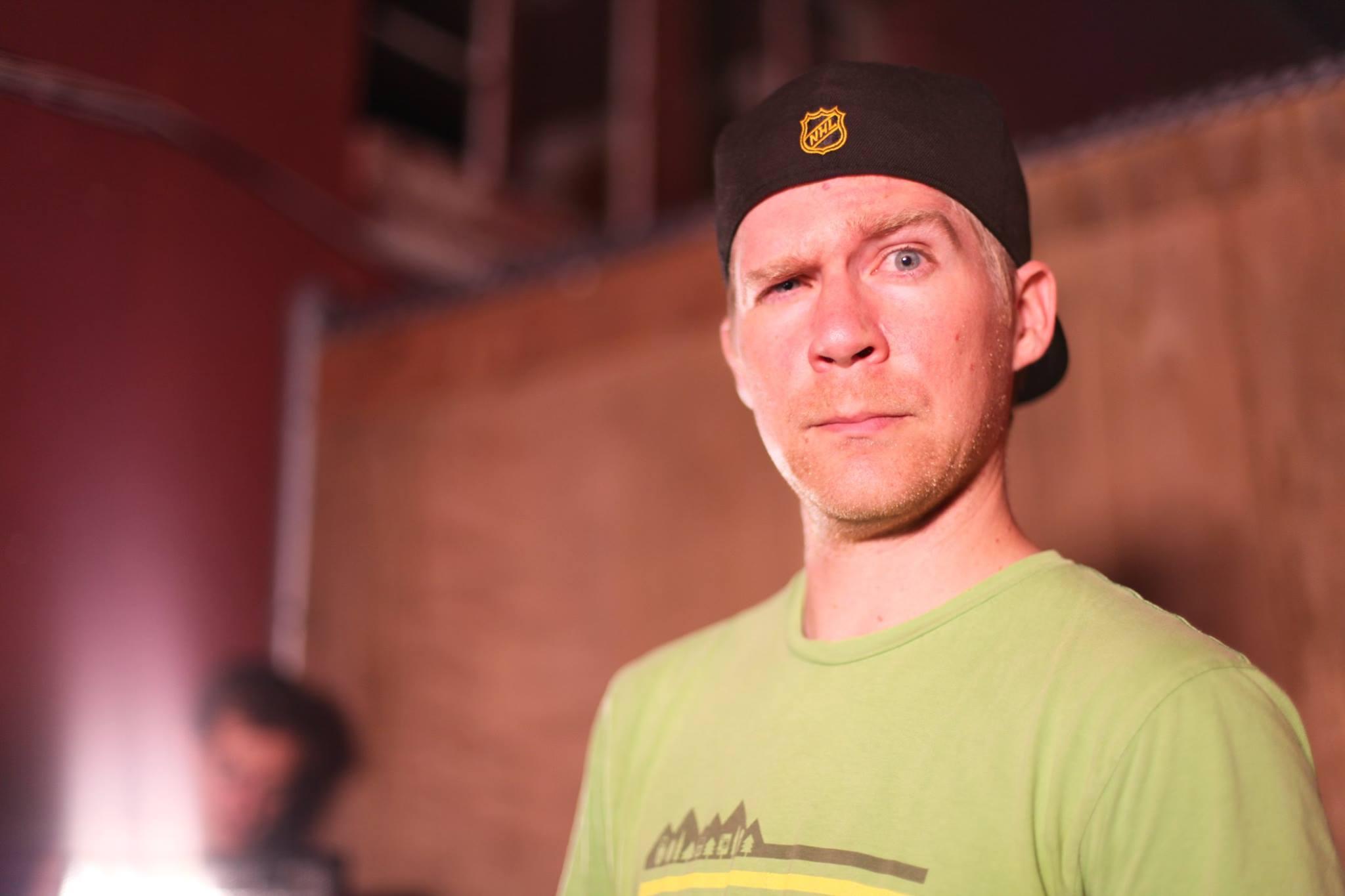 Corey Hines - Camera Op, Asst. Editor