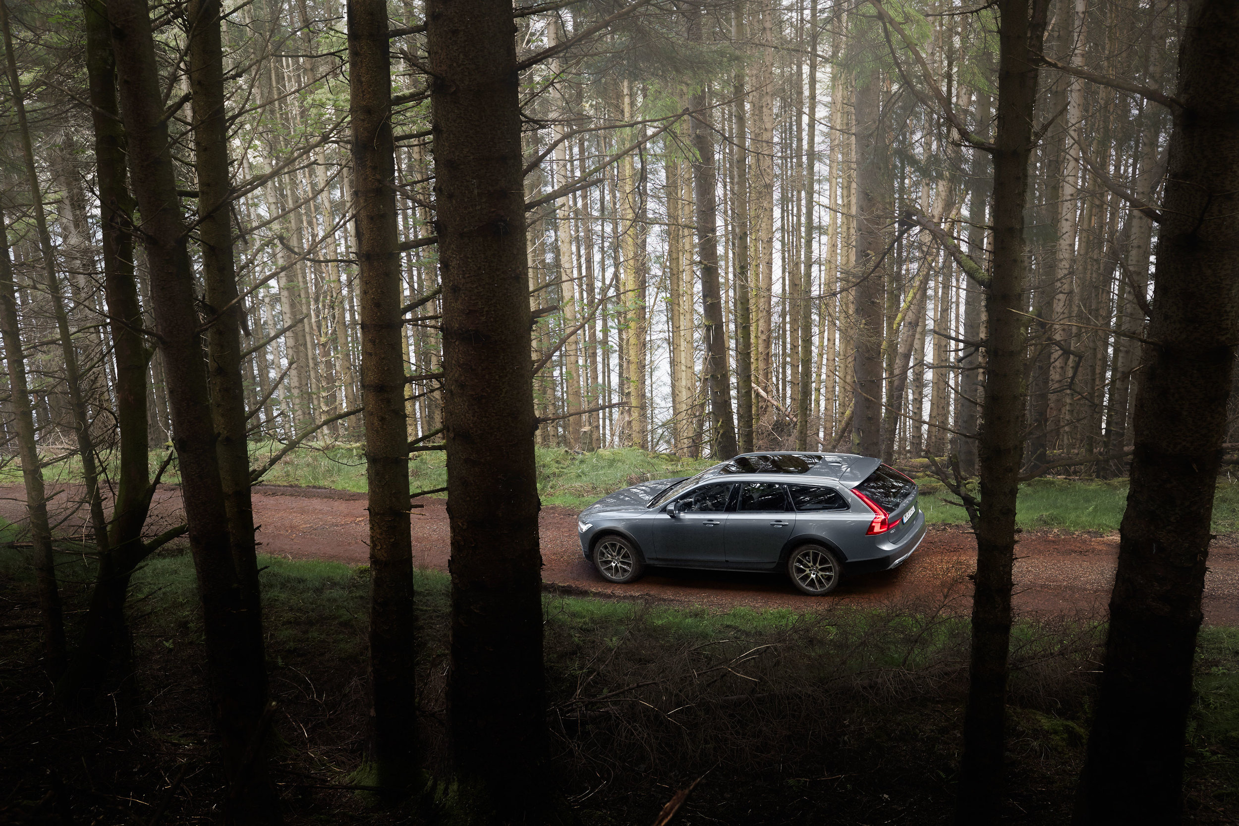 VOLVO V90 -  LS PRODUCTIONS / MARTIN SWIFT FOR REDWOOD