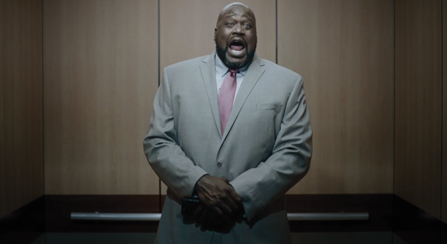 NBA SHAQUILLE O'NEAL Larger Than Life - DIRECTOR