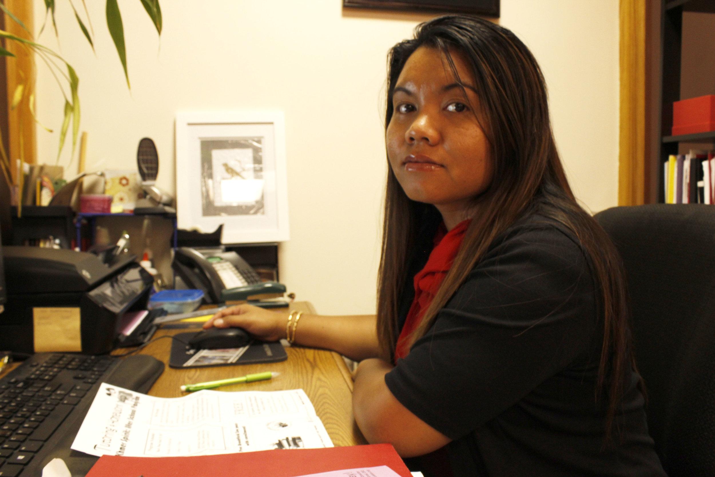Anneth Houy  Programs Coordinator