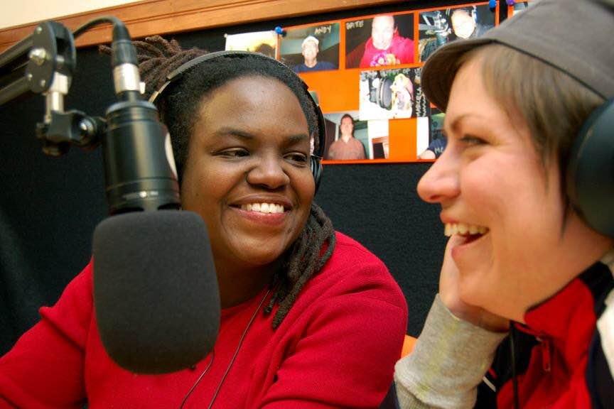 KB On The Radio 1.JPG