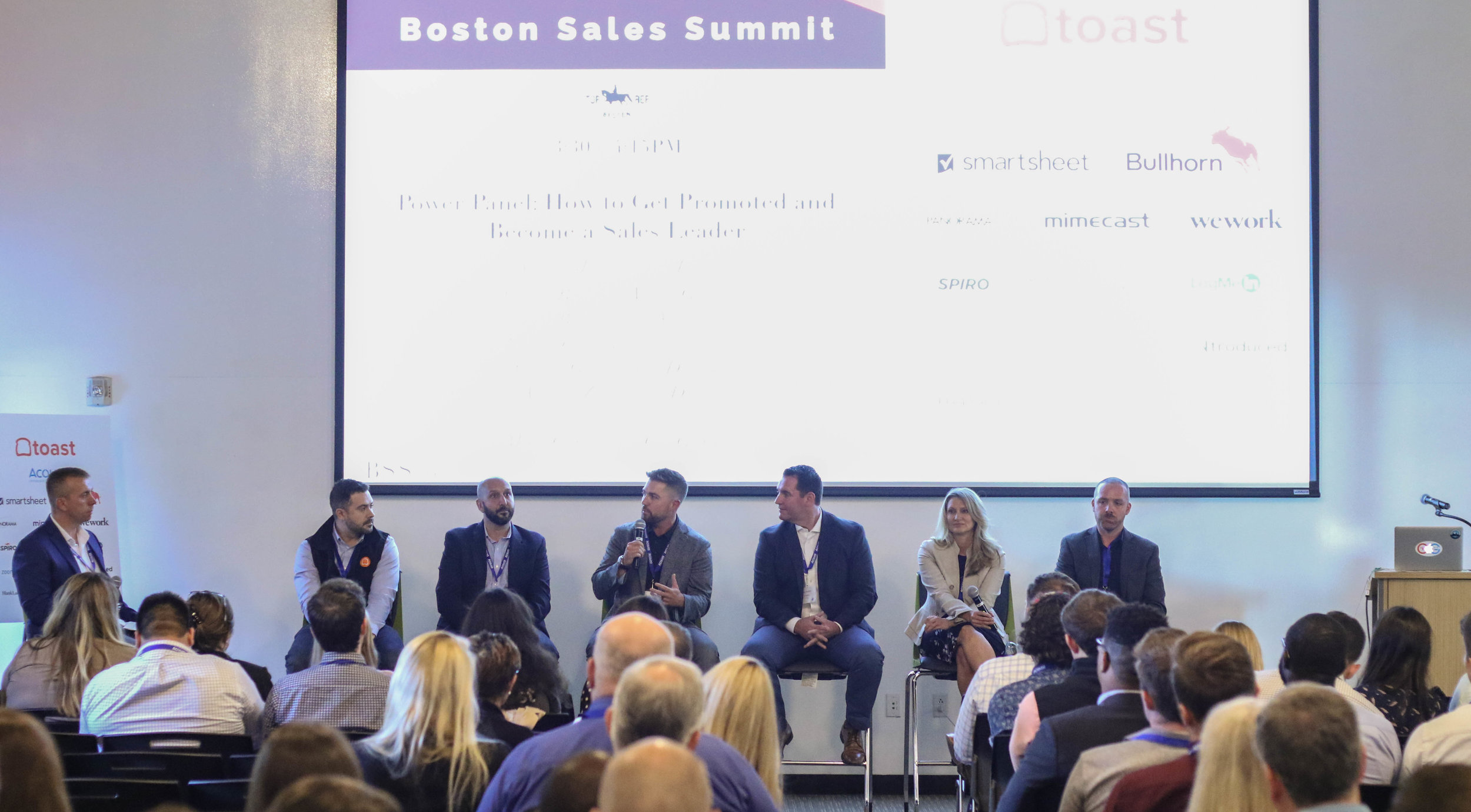 Boston Sales Summit 2018 -