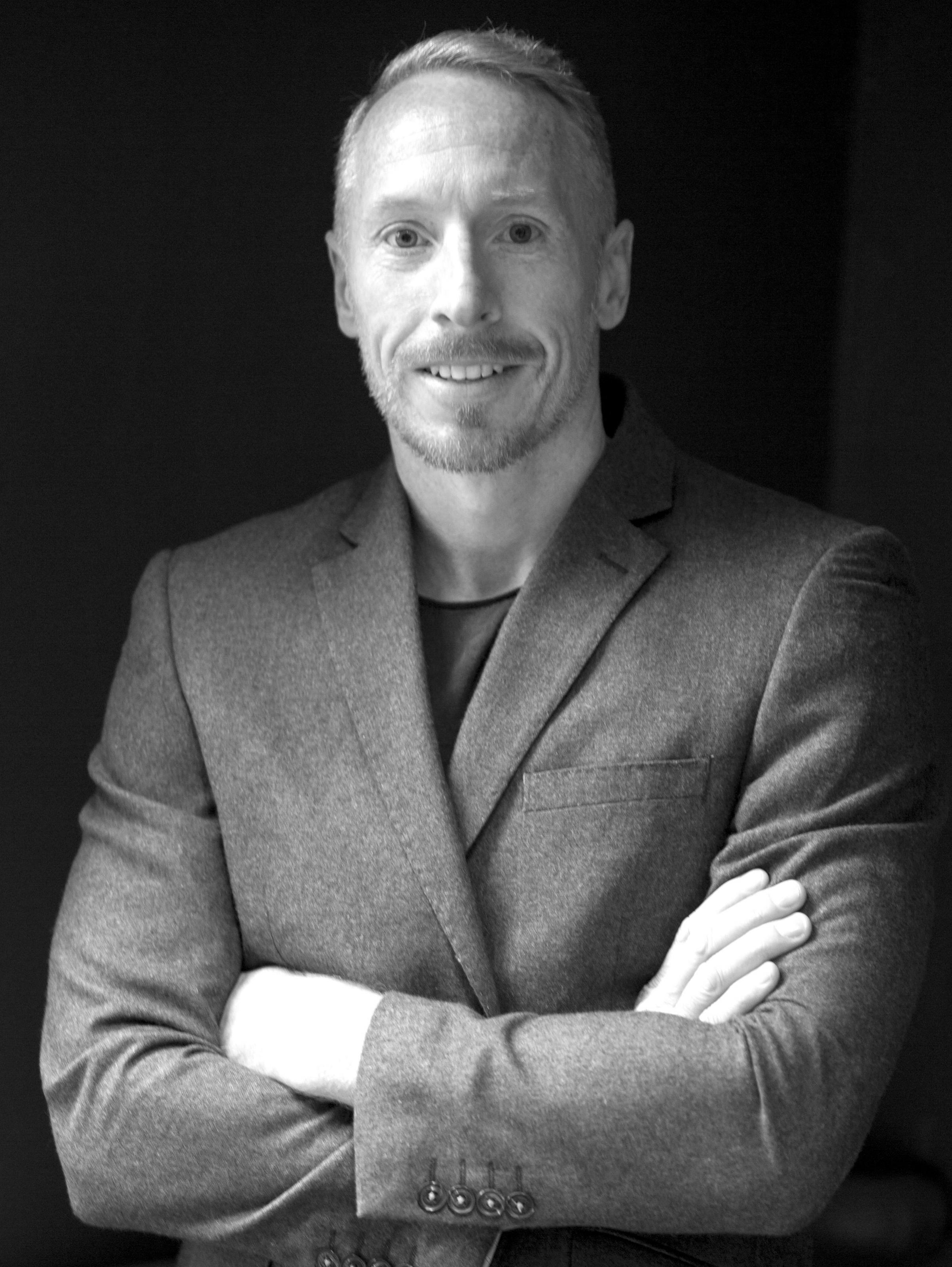 Mark Heritage - Founder