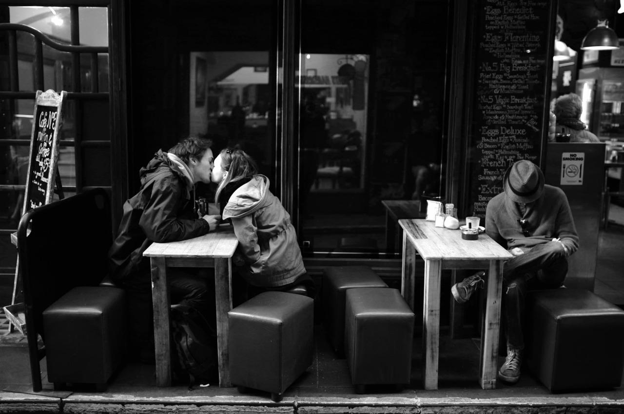The Couple, Centre Place, Melbourne.