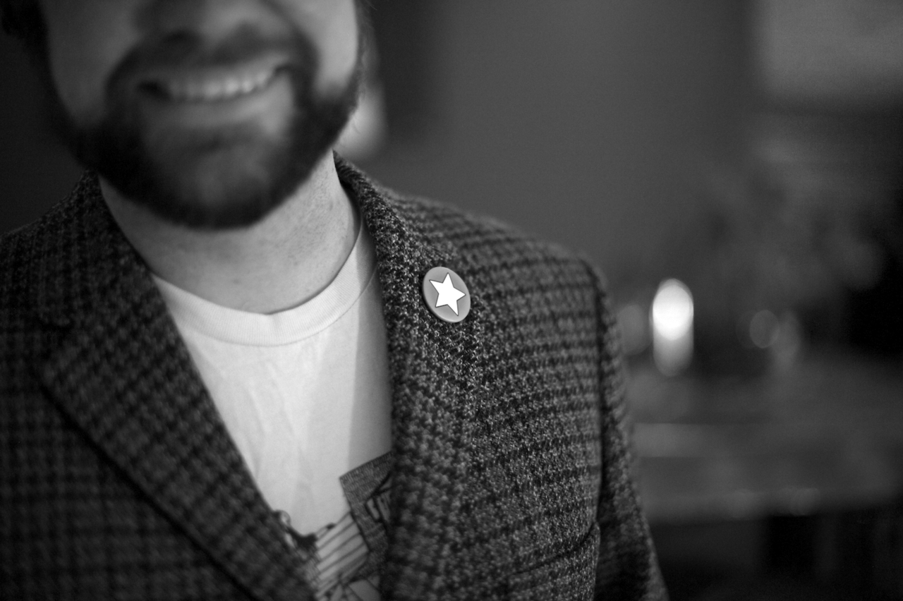 Chris Perren has nice badges.   Also, married a lovely lady.   Also, he writes a good bit of music.    Nice guy.