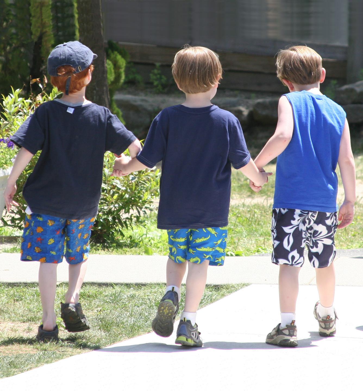 Home-Boys Holding Hands.JPG