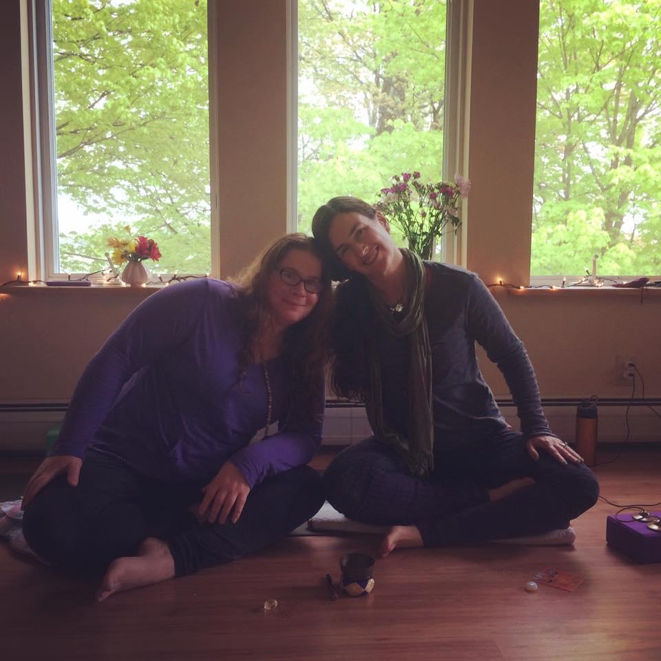 Heather & Andrea