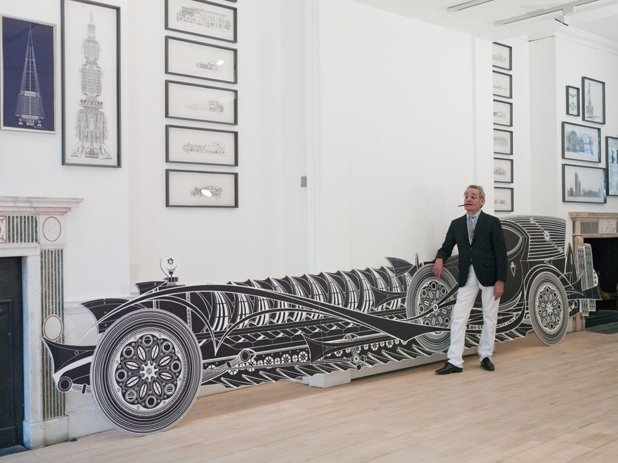 Super Leo, AA Gallery,  2011 ©Sue Barr-AA.jpg