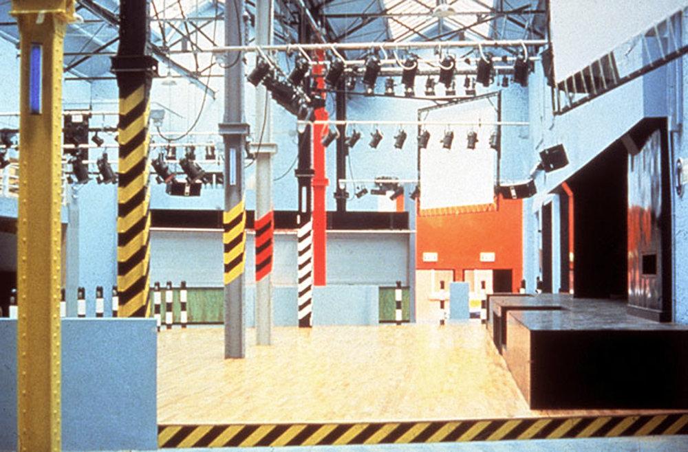 L'Hacienda, Manchester, 1982.