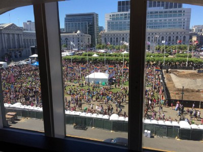 Reflections on My First SF Pride – Pride Month Ramblings #27