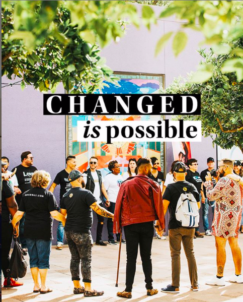 Changed Is Possible