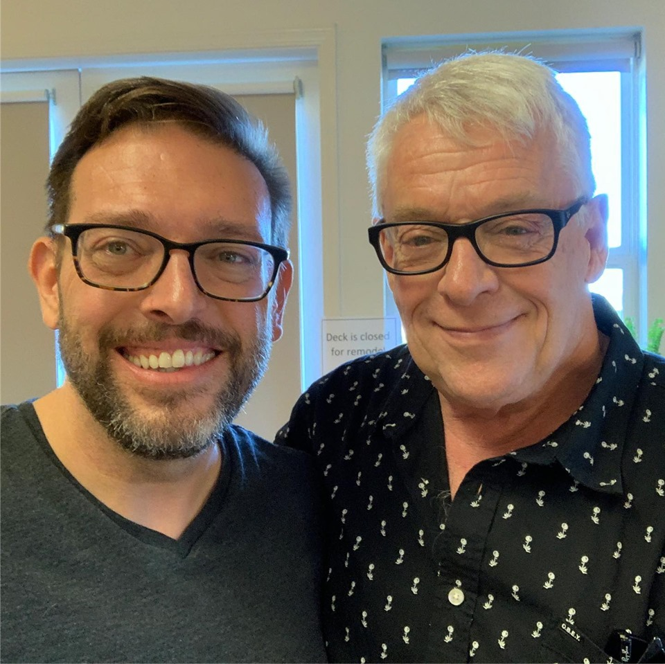 Meeting Cleve Jones