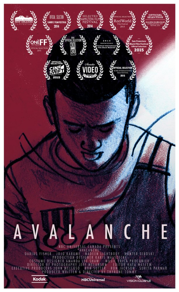 Avalanche (2014)   Music Department
