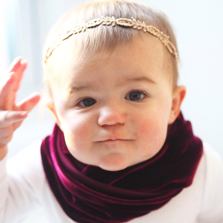 shop  velour infinity scarf