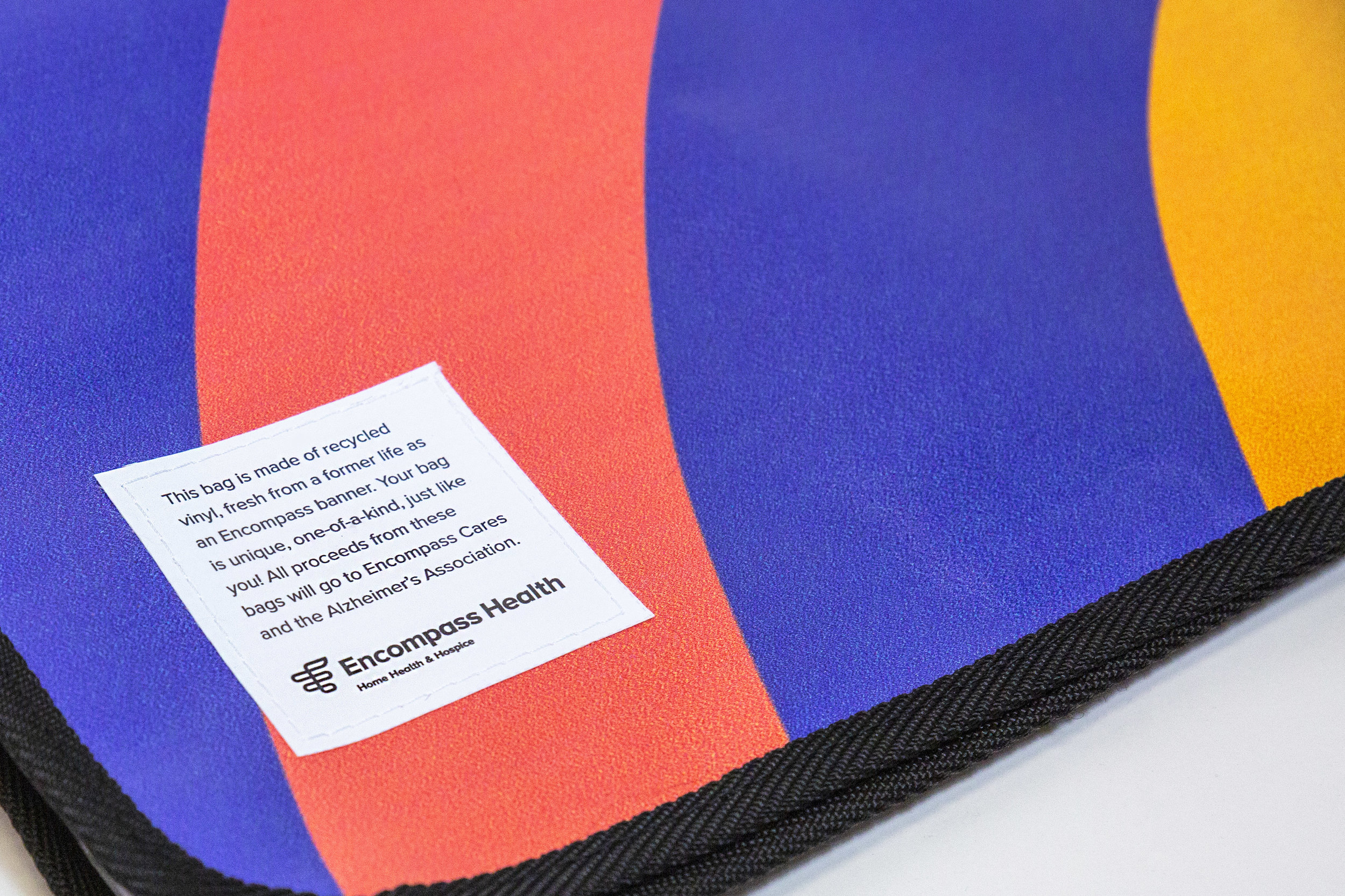 Product Photography for Encompass Cares