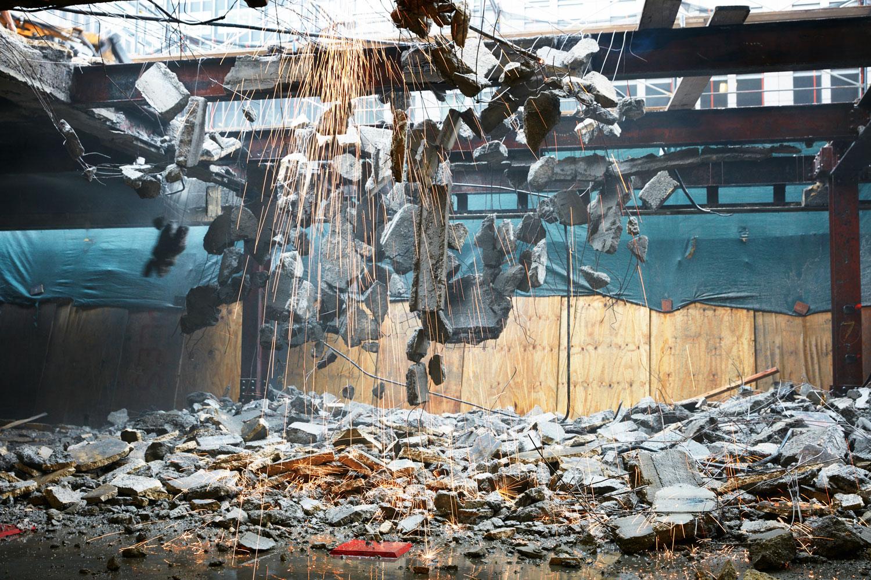 Demolition, Mid Town