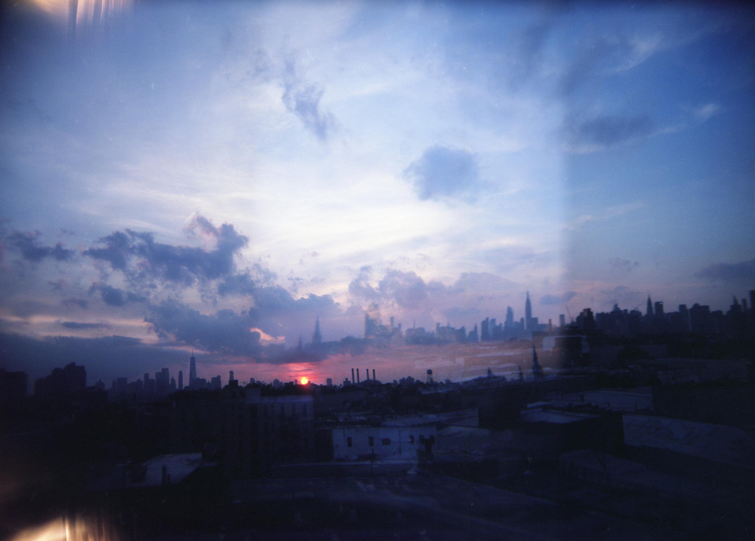 Studio Sunset, Greenpoint BK