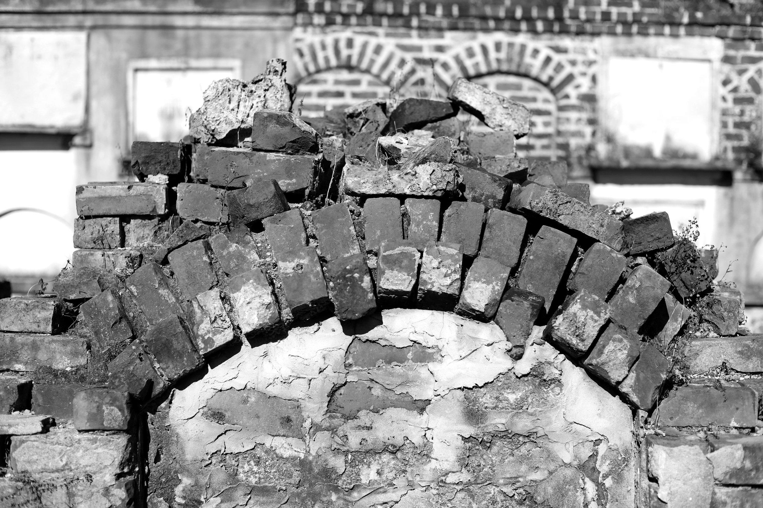 Brick Arch Horizontal