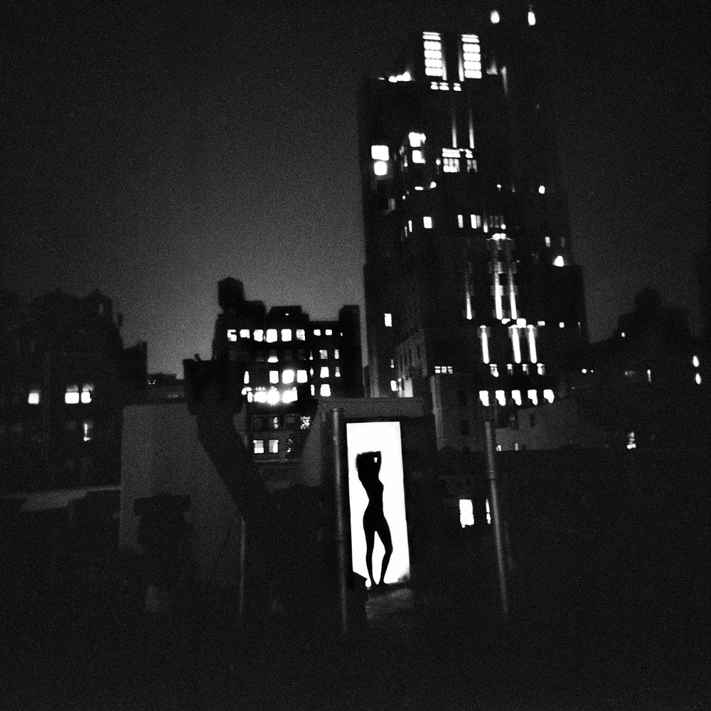Silhouette, Chelsea Rooftop