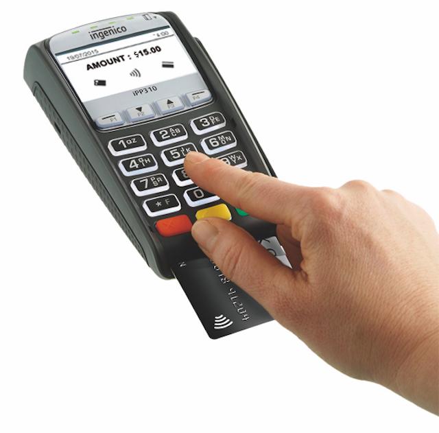 Ingenico IPP310 Pin Pad