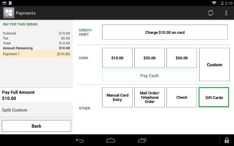 Clover Giftcards Register.png