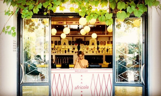 Africola, not only the the 5th top restaurant in Australia according to @financialreview 2018 top restaurant list but also Matt Preston's favourite go to restaurant in Adelaide. To find out where else @mattscravat likes to eat around Australia, his top tips & which culinary cities around the world inspire him - download and listen to 'The Coconut Whisperer' now #linkinbio #masterchef #atr2018