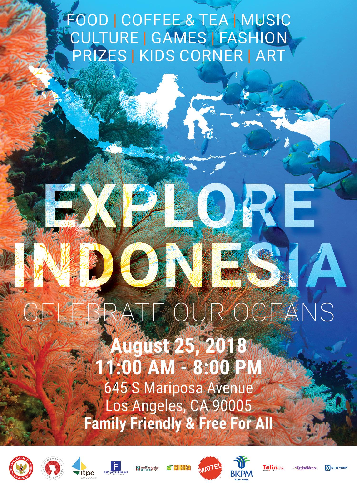 Explore Indonesia 2018