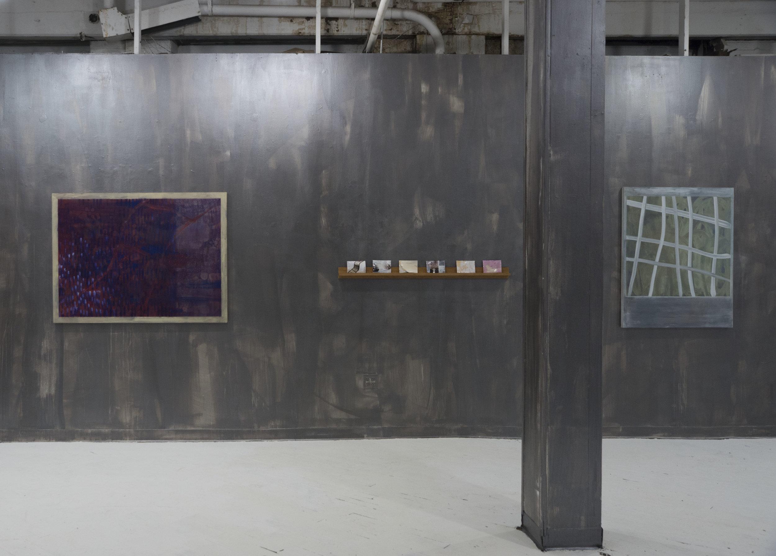 Slip Ping: MFA Thesis Exhibition | The Pratt Institute, Spring 2017