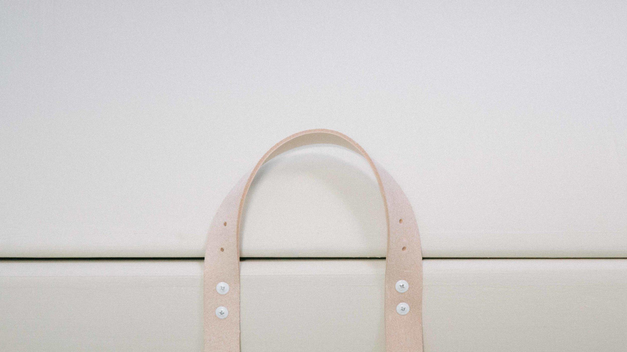 PeacePod No. 2 Leather Handle