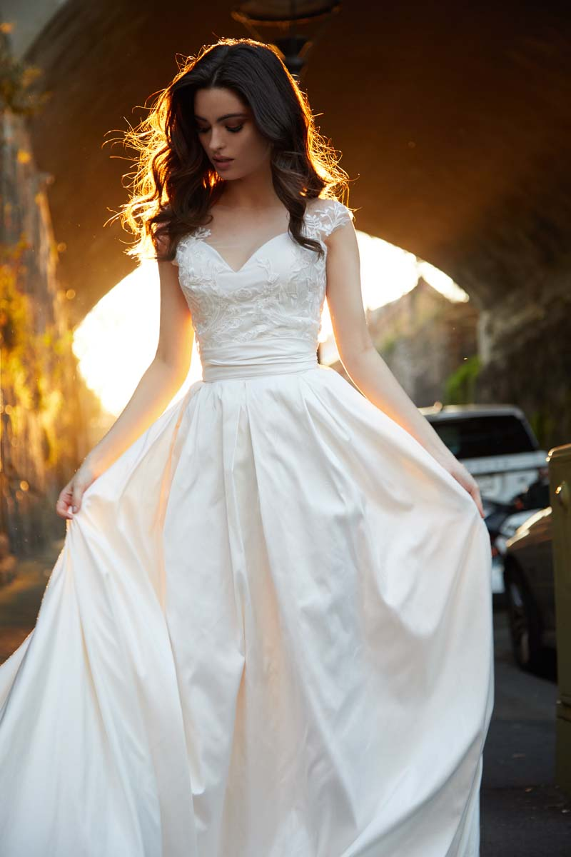 Sage moira hughes back removable shrug modern gown.jpg