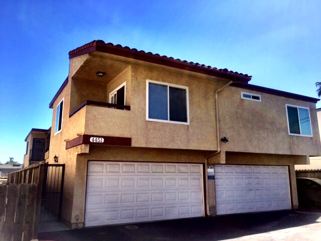 SOLD  FOR $165,000 SAN DIEGO 92115
