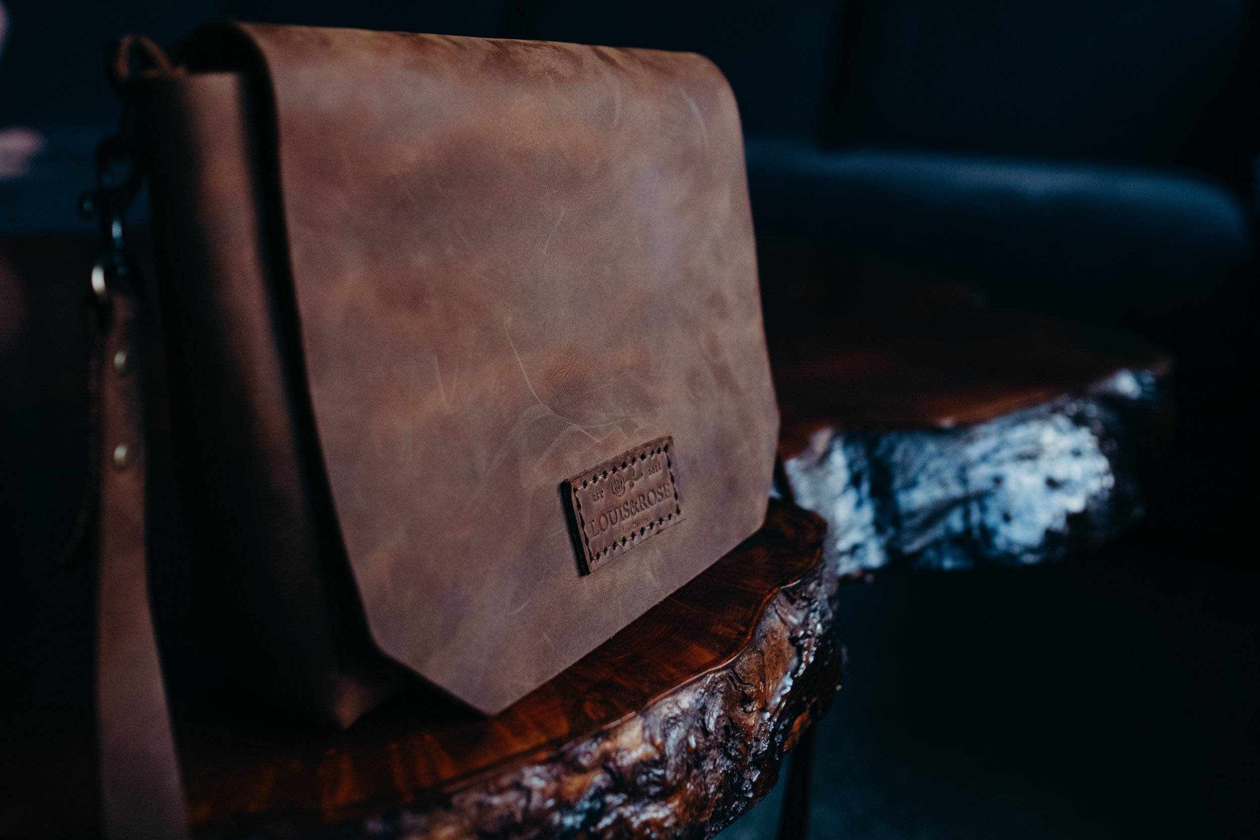 Louis and Rose Leather - Product & Brand