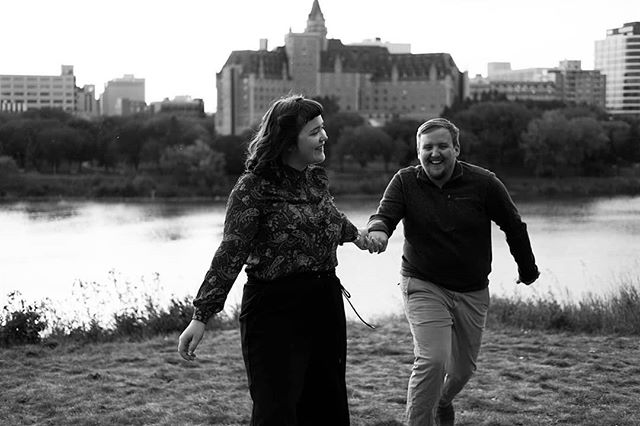 Riverside anniversary romping with Andrew and Mikayla!  We had a beautiful session of dancing, giggles, roaming, and snuggles. Getting to know couples and watching them open up both to each other and the camera is straight up priceless. . . . . . . . . . . #lookslikefilm #photooftheday #myfujifilm #thebelovedstories #loveintentionaly  #yxephotographer #intimatemoments