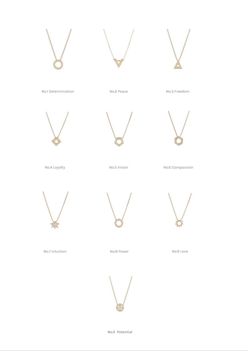 The Diamond Digit Collection — R Y M  Jewelry