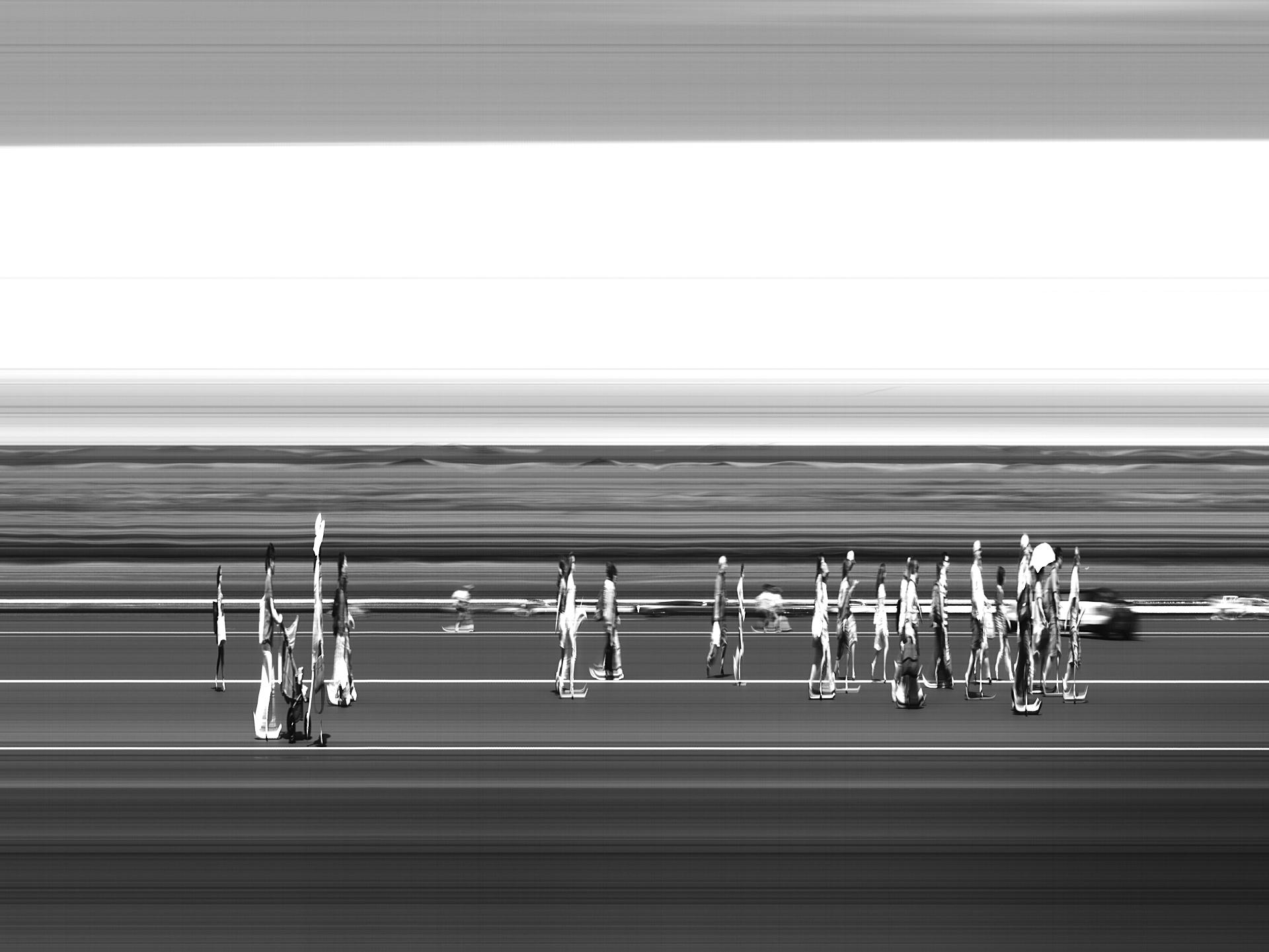 """""""Waikiki"""" 2014. Digital Photograph. 17x22"""""""