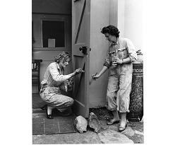 tn-Gabrial-Seth-Smith-and-Mrs-Goodhart-painting-Lasham-clubhouse.jpg