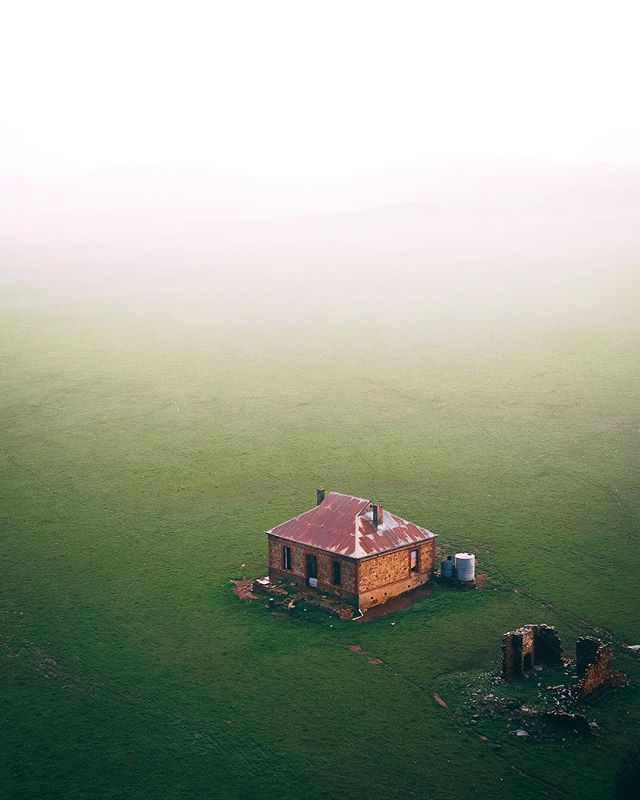 The famous Midnight Oil house 🏚🛢 #Mavic2Pro @djiglobal