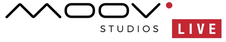 Logo MoovStudios Live