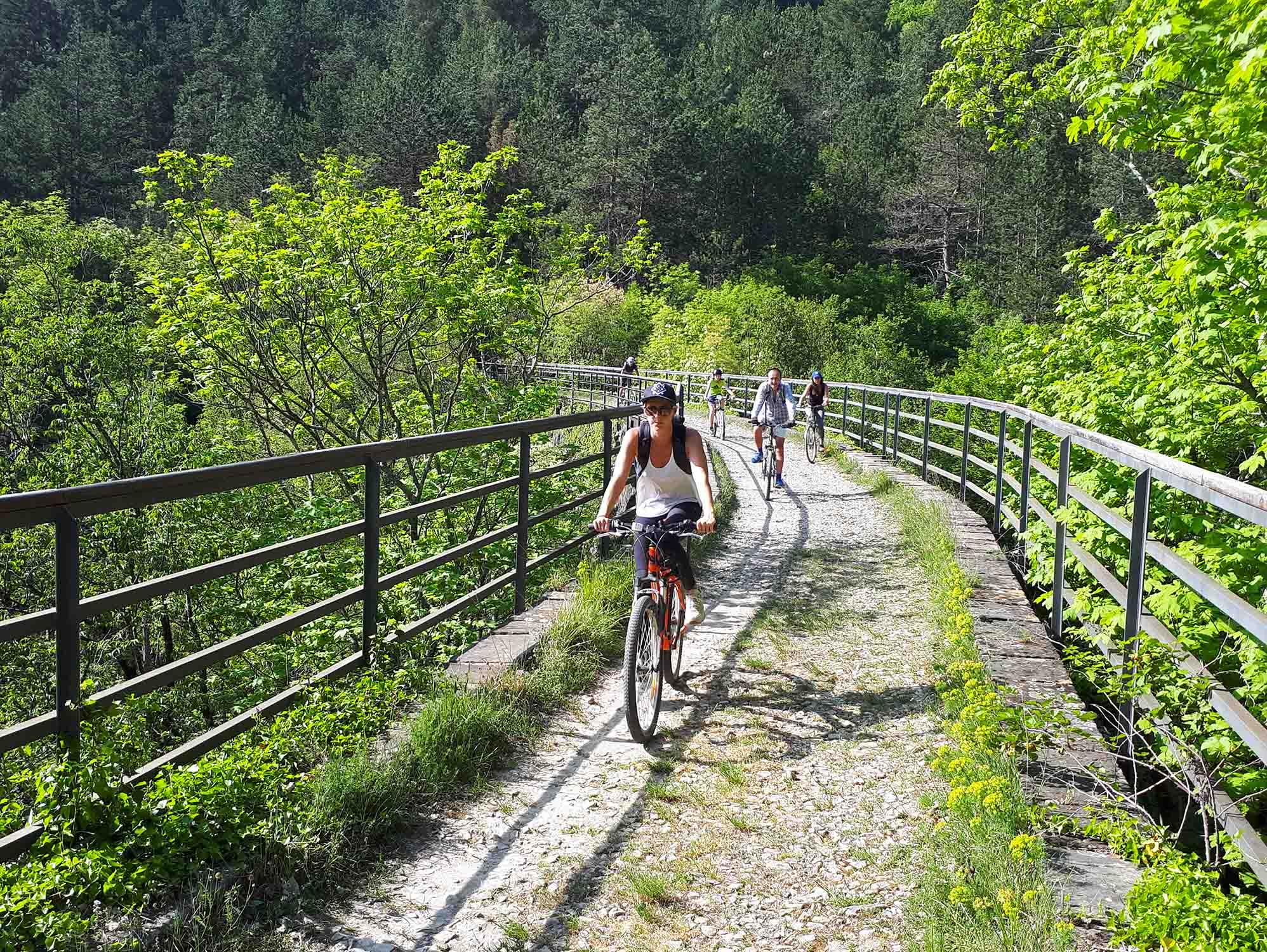 Five Elements - biking - Yoga & Adventure retreat in Croatia