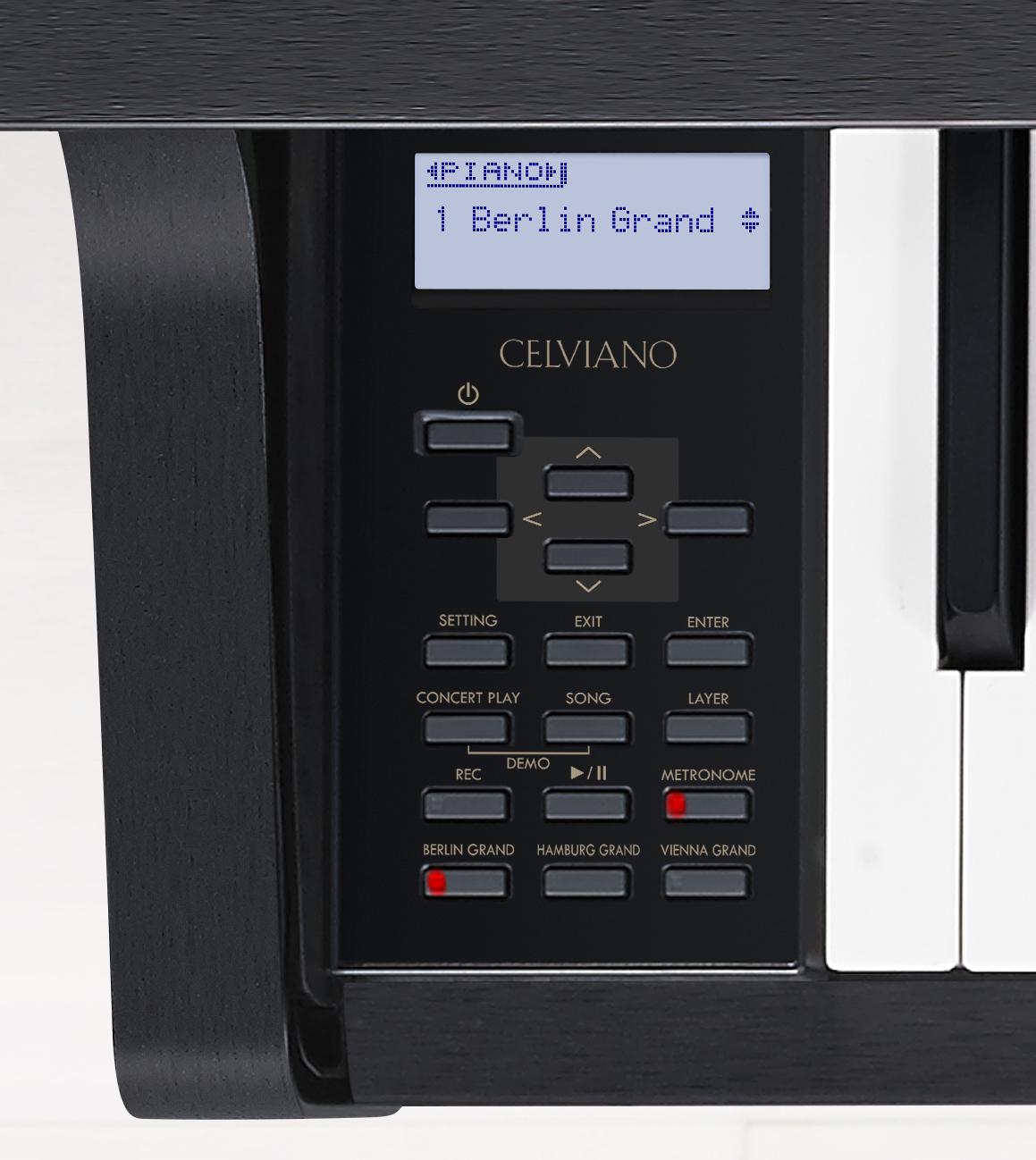CASIO GP-300BK_panel