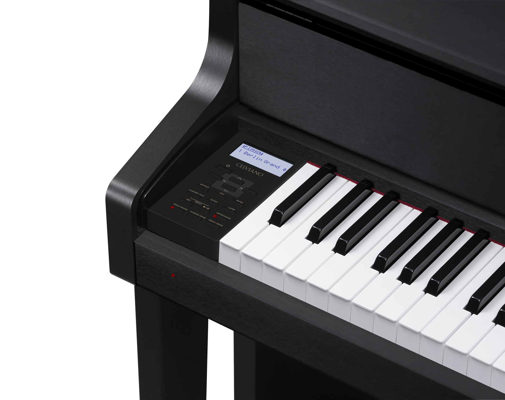 CASIO GRAND HYBRID GP-300BK CELVIANO