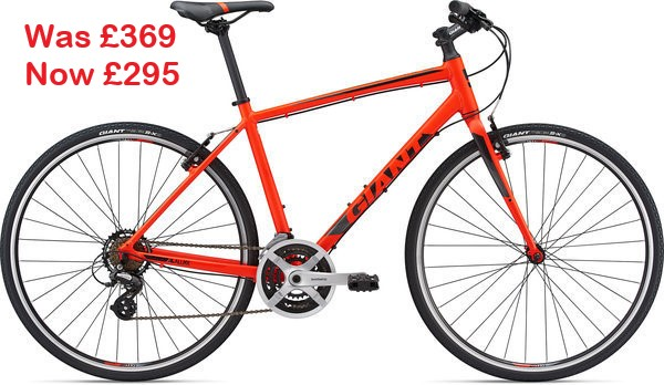 Giant Escape 3 2018 - Was £369 - Now £295