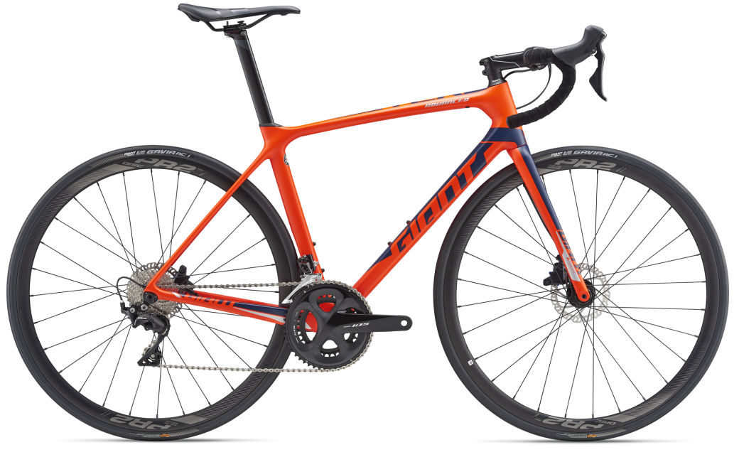 Giant TCR Advanced 2 Disc Was £1749 - Now £1486