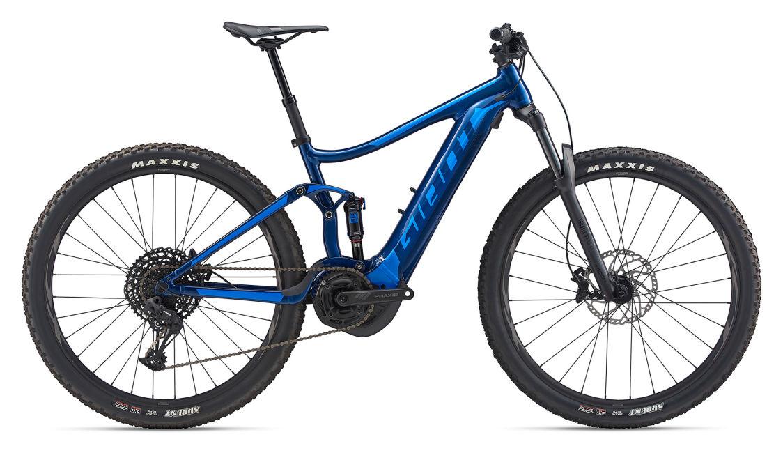 Giant Stance E+ Pro 29er - £3549