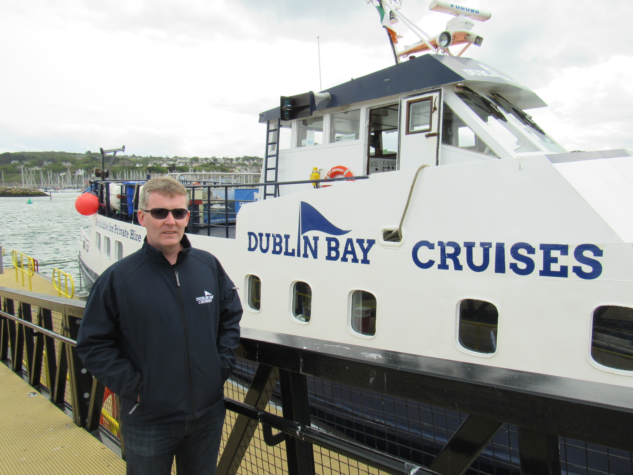 dublin bay cruises howth