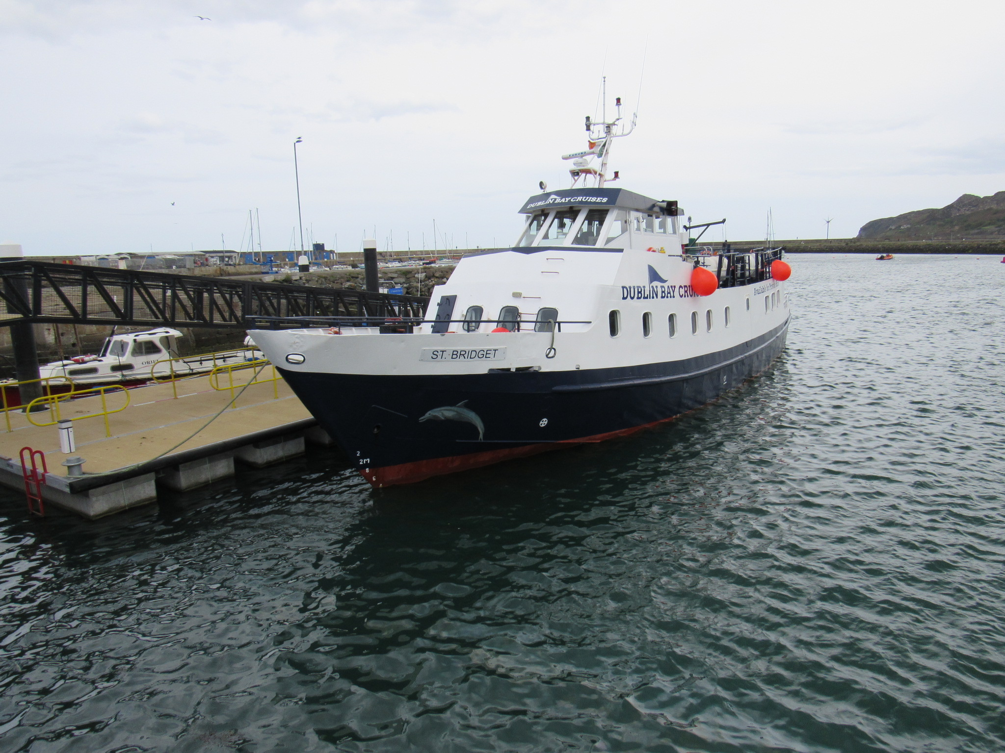 dublin bay cruise from howth