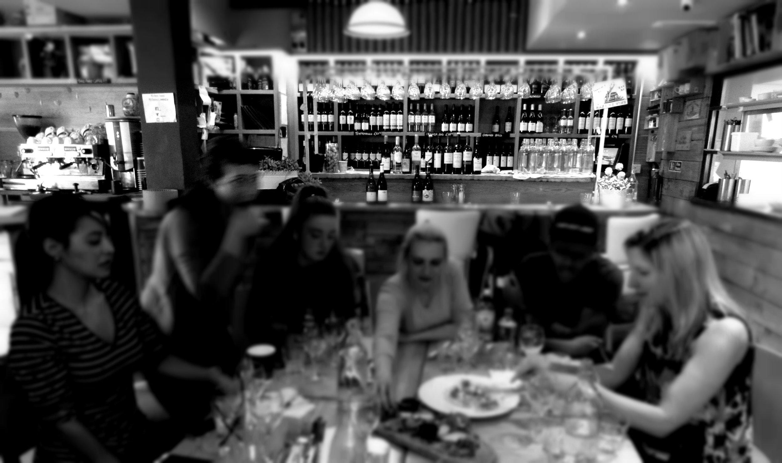 good for groups at twenty2 restaurant, dublin 9