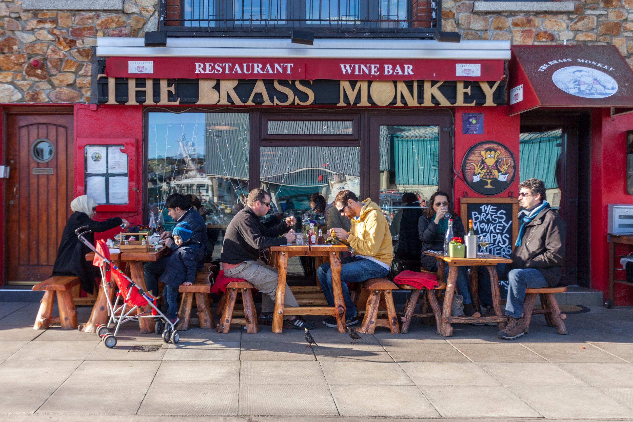 brass monkey howth